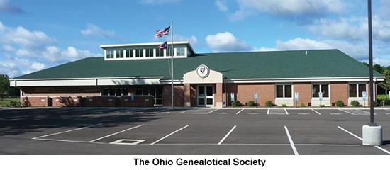 The Ohio Genealogical Society Building